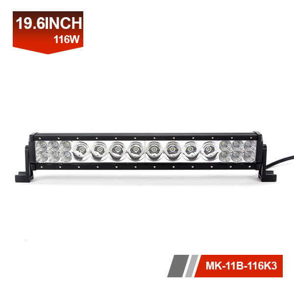 20inch 116W 3D led light bar