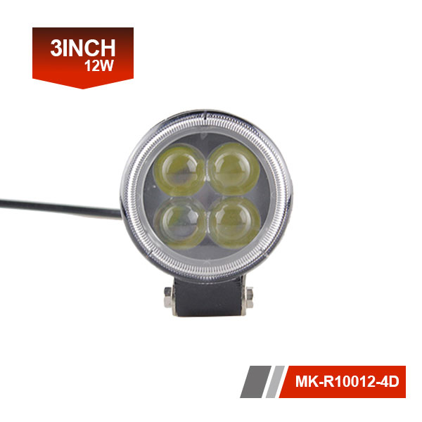 3inch 12w motorcycle spare lights