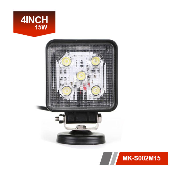 4 inch 15W 3D automobile lights