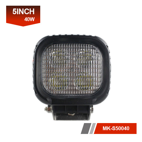 5 inch 40w led car light
