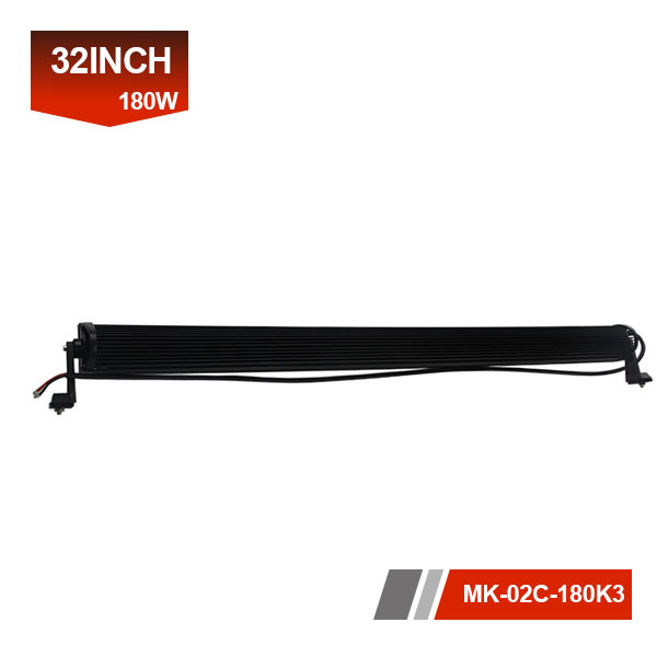32inch 180W Curved Led Light Bar