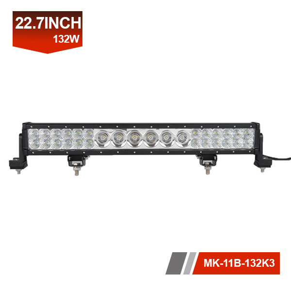 23 inch 132W 3D led light bar