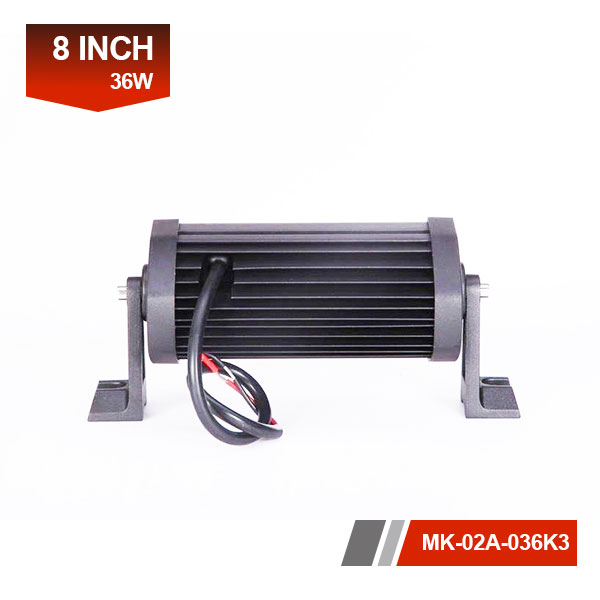 8 inch 36w led light bar