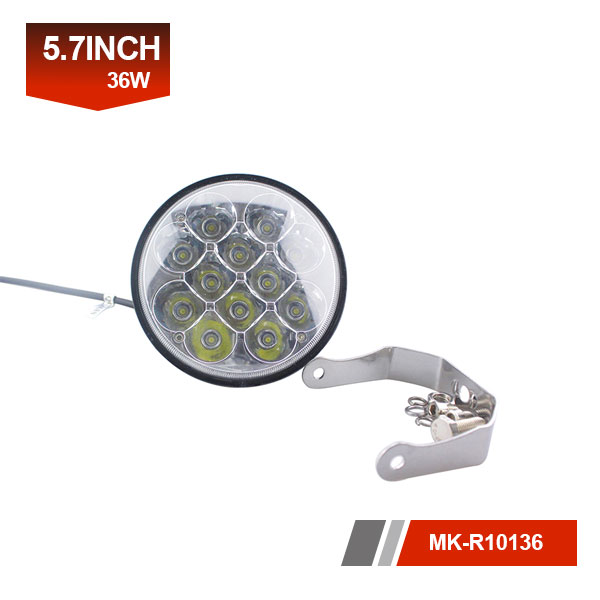 6inch 36W 3D led work light