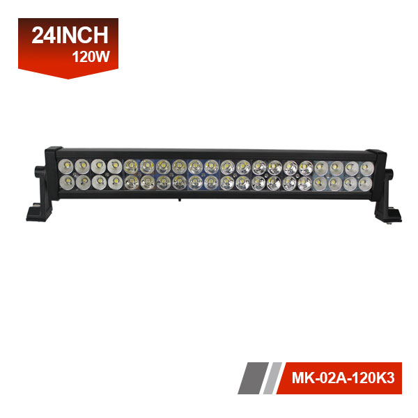 24 inch 120w led light bar