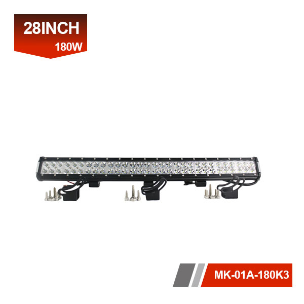 28 inch 180w CREE led light bar