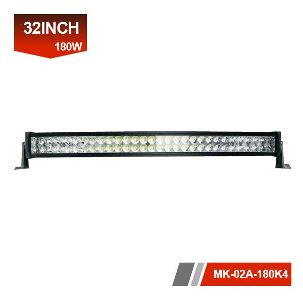 32 inch 180w 4D led light bar