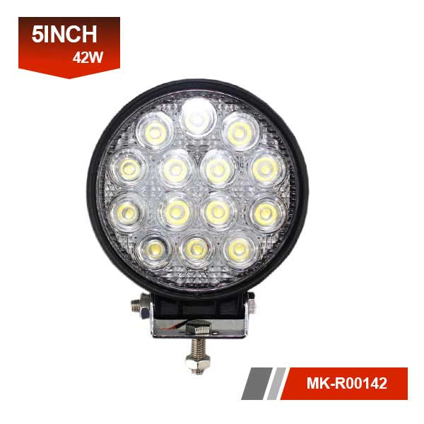 5 inch 42w car led light