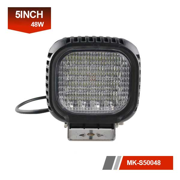 5 inch 48w CREE led work light
