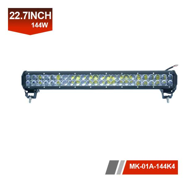 23 inch 144w 4D CREE led light bar