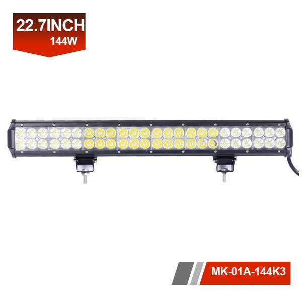 23 inch 144w CREE led light bar