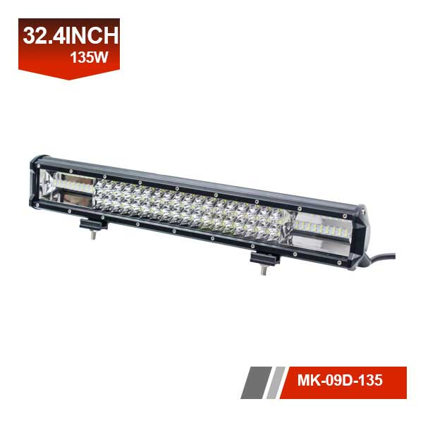 33 inch 135w led light bar
