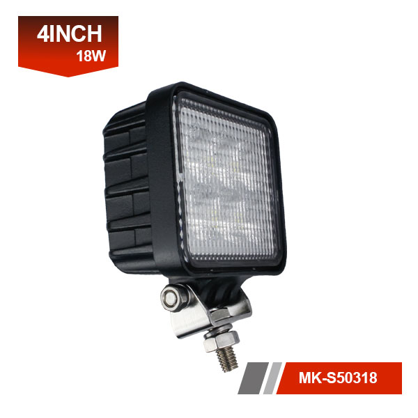 4inch 18W 3D led work light