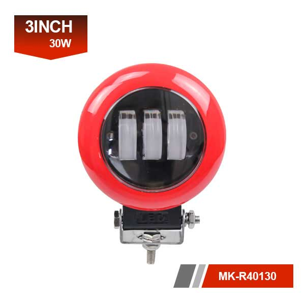 3inch 30W round led work light