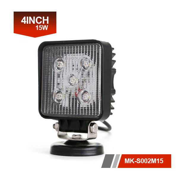 4 inch 15W 3D Led Work Light