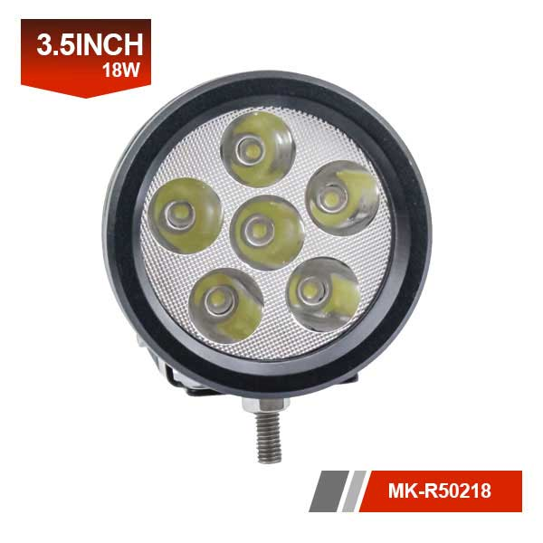 3 inch 18W 3D led work light