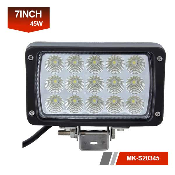 7 inch 45w led work light