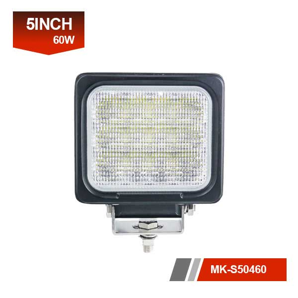 5inch 60W 3D led work light